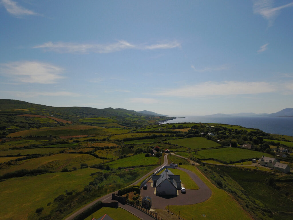 Bantry Bay, West Cork, Ireland. By Drone.